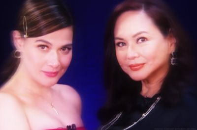 Bea Alonzo experiences another kind of 'Eerie' with Charo Santos