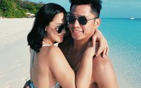 IN PHOTOS: Maja Salvador and Rambo Ortega's Amanpulo vacation