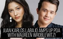 Juan Karlos Labajo amps up PDA with Maureen Wroblewitz!