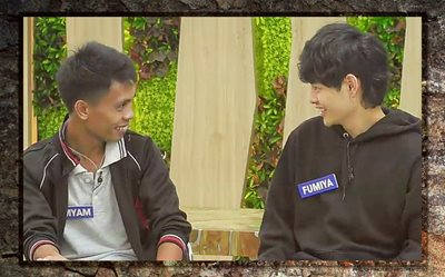 'PBB Otso': Fumiya nominates himself to save Yamyam!