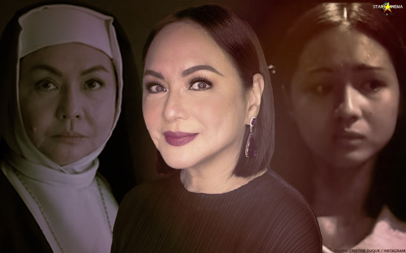 Charo Santos remembers her first horror movie