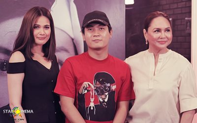 Bea, Charo, and Direk Mikhail spill more 'Eerie' deets