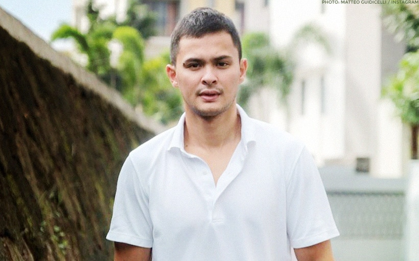 Matteo Guidicell, the new ambassador of the National Youth Commission