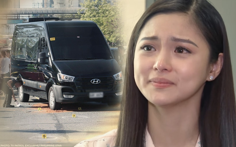Kim Chiu in tears during first interview after near-death shooting incident