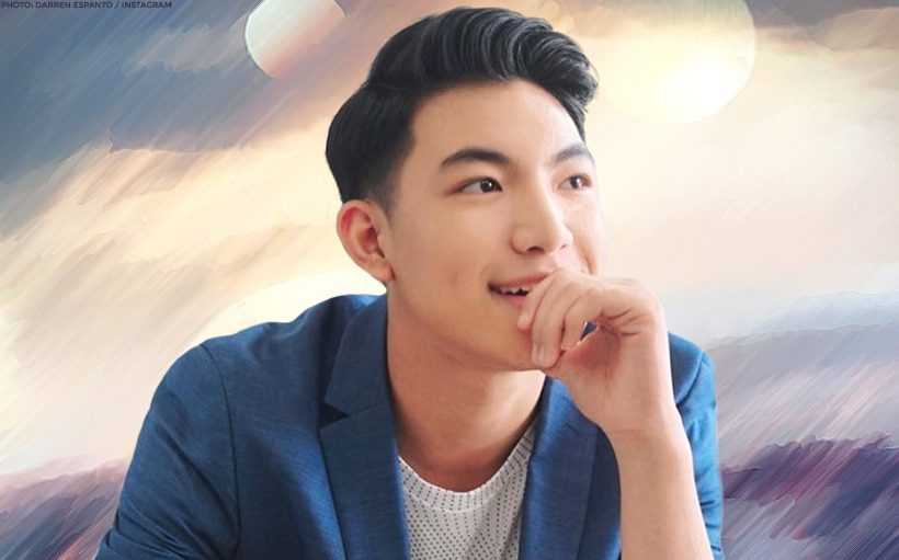Darren Espanto pulls out of 'Singer 2020' due to COVID-19