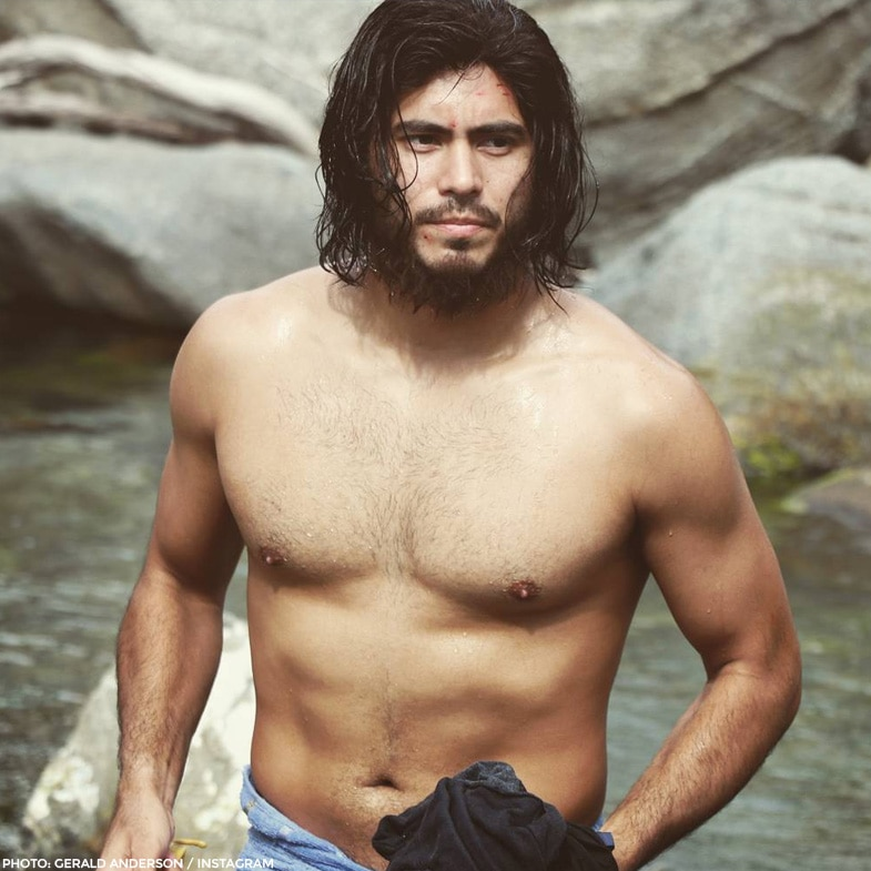Gerald Anderson's sexiest topless moments