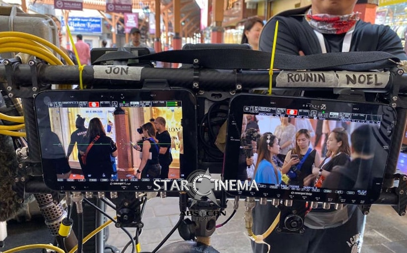 'Love or Money' starts filming in Dubai!