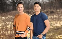 JM De Guzman and Kiko Estrada undergo courtesy and drills training for Airforce Reserve!