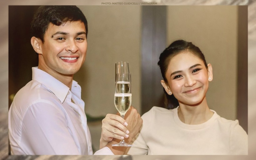 Matteo Guidicelli denies rumors of Italy wedding with Sarah Geronimo