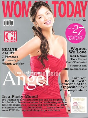 Woman Today, April 2010