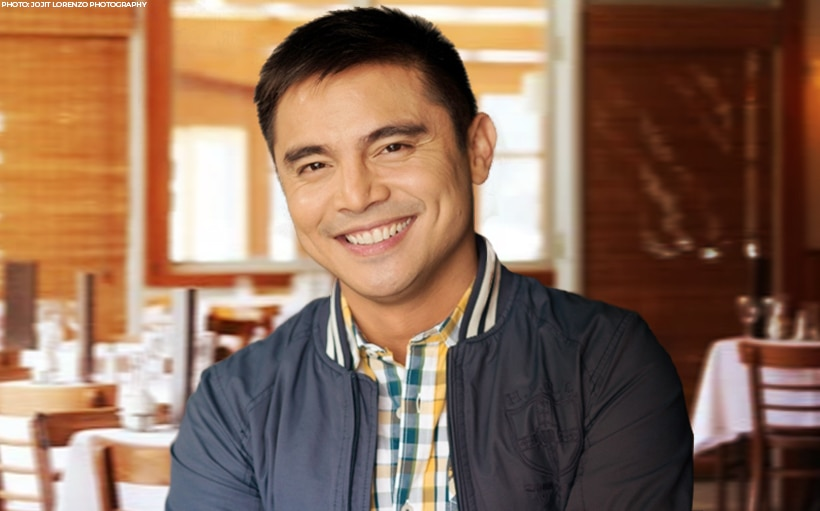 Marvin Agustin urges restaurants to donate food in hospitals before stocks go to waste