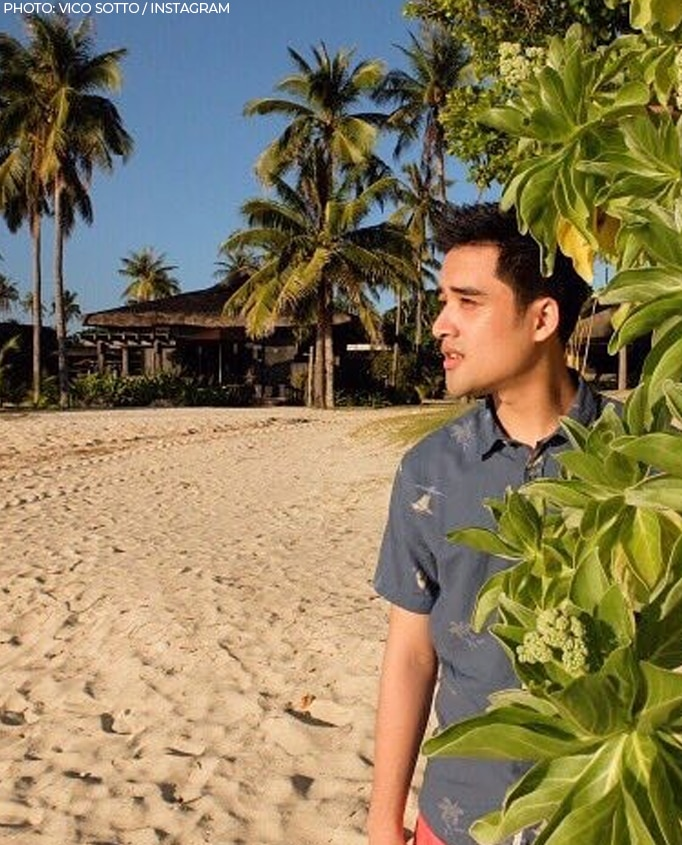 Vico Sotto's most handsome moments in photos