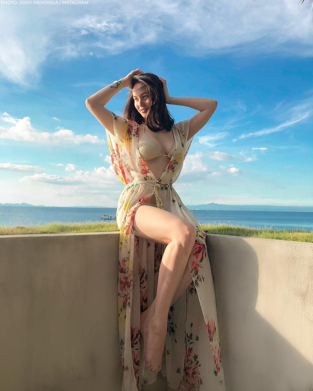 Jessy Mendiola's sexiest moments in photos