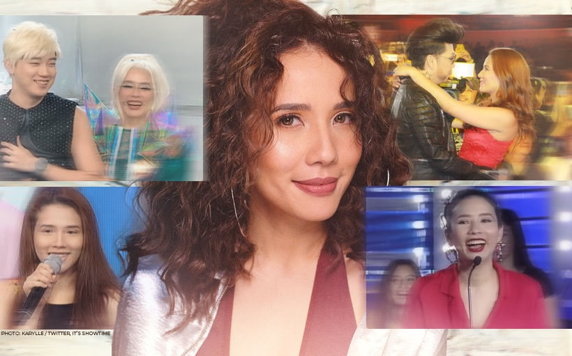 5 of Karylle's most memorable moments on 'It's Showtime!'