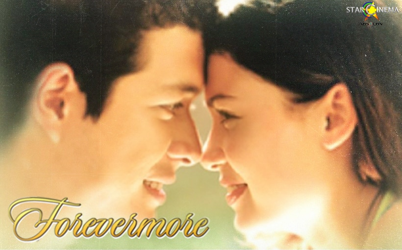 Jericho and Kristine's behind-the-scenes moments from 2002's 'Forevermore'!