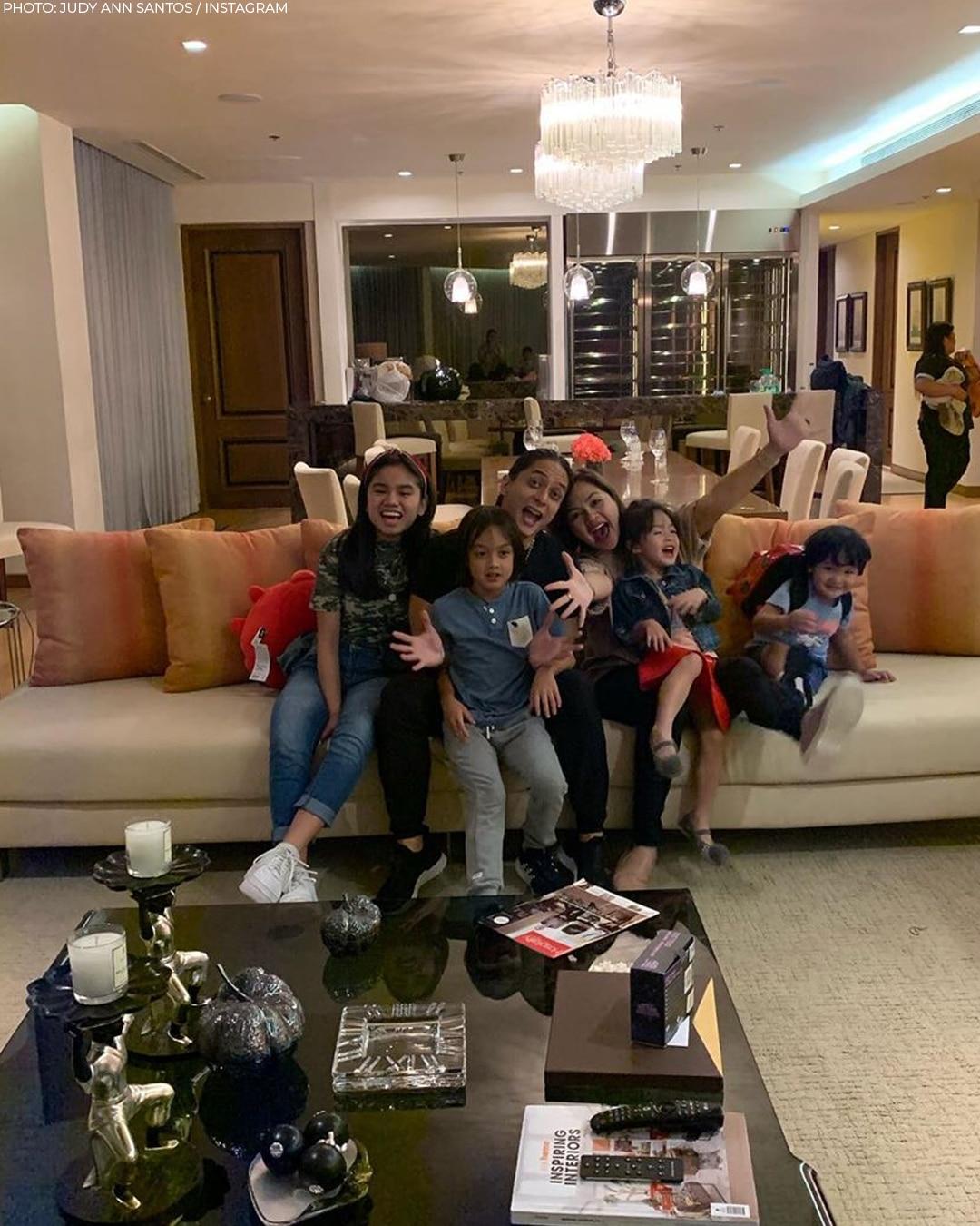 The beautiful Agoncillo family