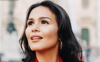Iza Calzado, now negative for COVID-19
