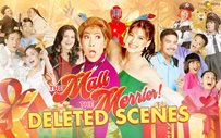 EXCLUSIVE: Vice Ganda, gayang-gaya ang iconic hairstyle ni Ate Vi sa 'The Mall, The Merrier' deleted scenes!