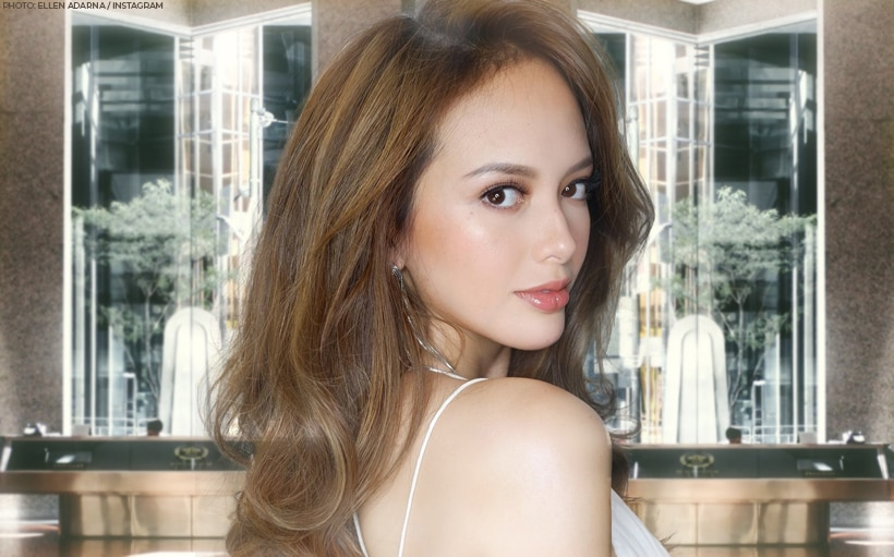 Ellen Adarna's family-owned hotel in Davao, used as COVID-19 PUI accommodation