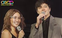 Here's how Kathryn and Daniel spent their Valentine's Day