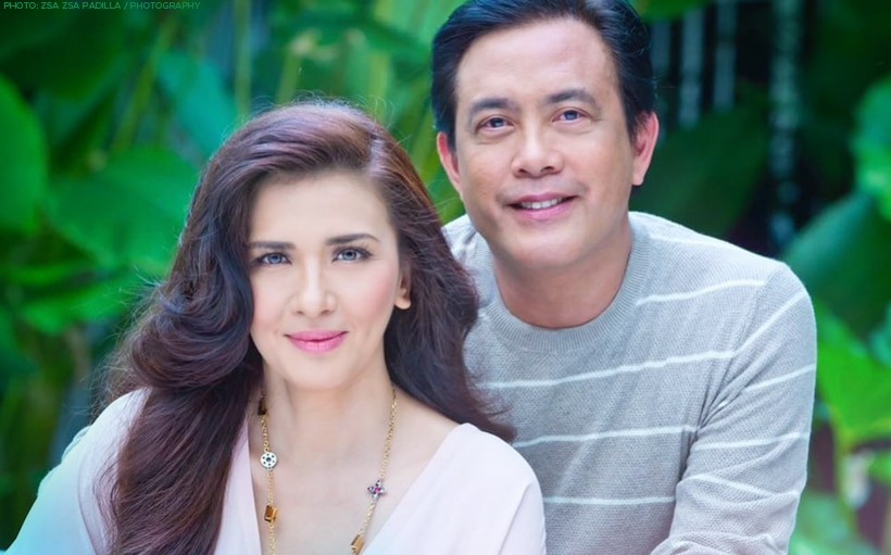 Zsa Zsa Padilla reveals how she and fiancé Conrad Onglao keep the 'drama' in their relationship