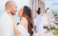 IN PHOTOS: Empress Schuck's ethereal prenup shoot with fiance