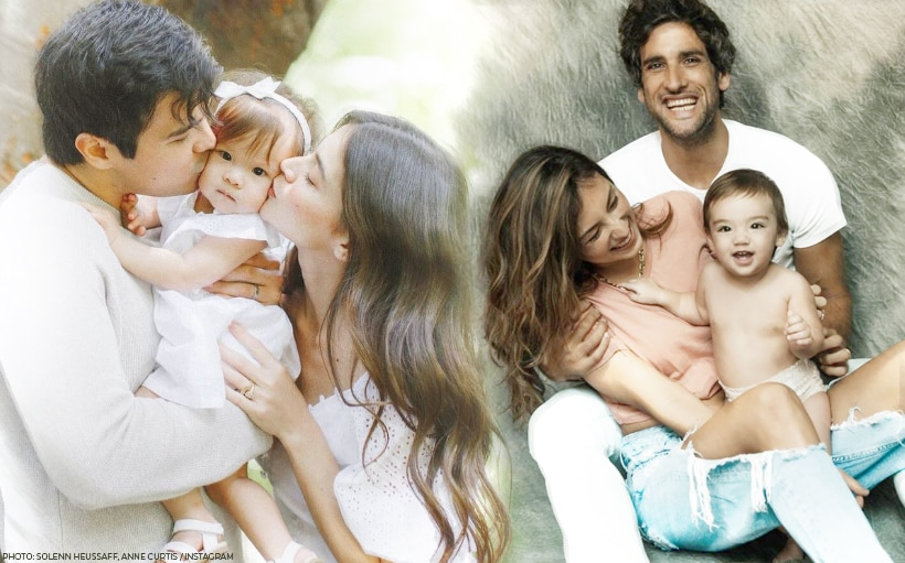 Solenn celebrates Baby Dahlia's first birthday with a cute photo of her and daughter Thylane!