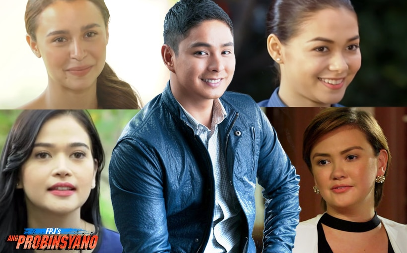 10 leading ladies of Coco Martin from 'FPJ's Ang Probinsyano'