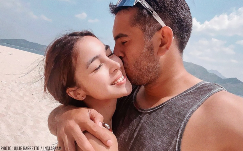 'I am so proud of you': Julia Barretto greets BF Gerald Anderson on his birthday
