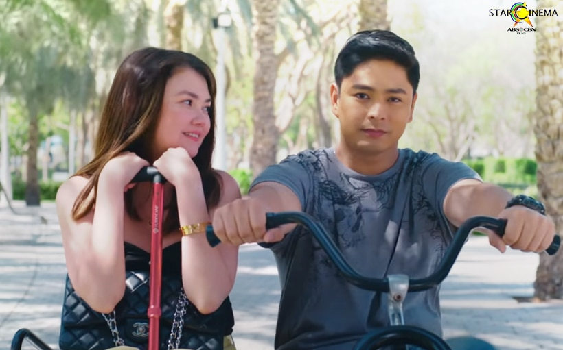 WATCH: All-new scenes of Coco Martin, Angelica Panganiban in 'Love or Money' global trailer