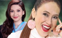Ai-Ai delas Alas is proud mom to daughter who graduated from college