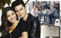 SPOTTED: James Reid, Nadine Lustre together in Tagaytay