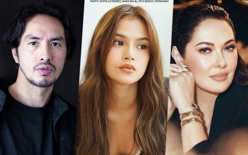 'The cat is out of the bag': Did Ruffa Gutierrez just confirm Maris Racal and Rico Blanco's relationship?