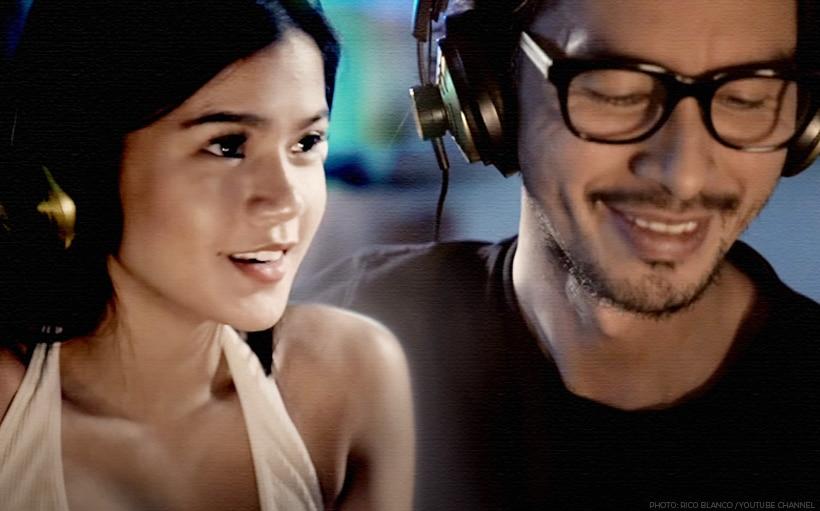 WATCH: Rico Blanco's TikTok video using Maris Racal's song goes viral amid dating rumors