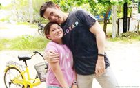 LOOK: Jake Ejercito flies to Siargao to visit daughter Ellie!