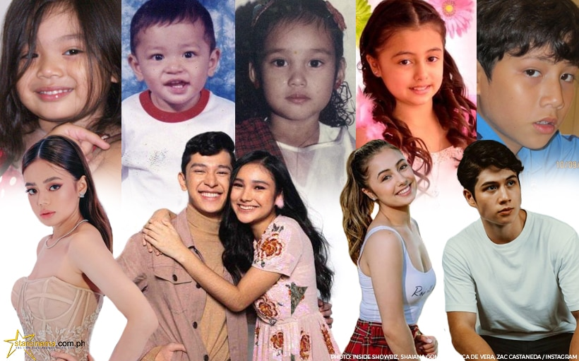 EXCLUSIVE: The cutest baby photos of the 5 new Rise artists!