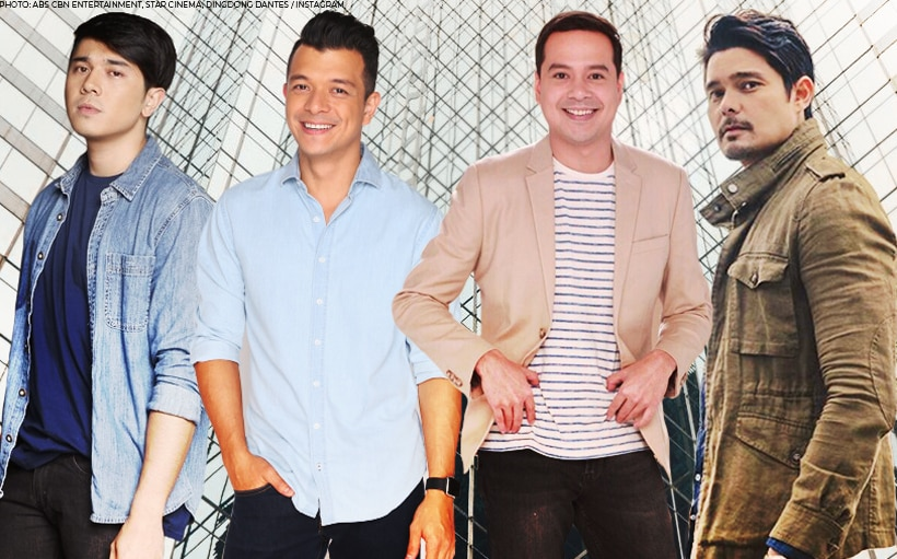 PHOTOS: How tall are these Filipino actors?
