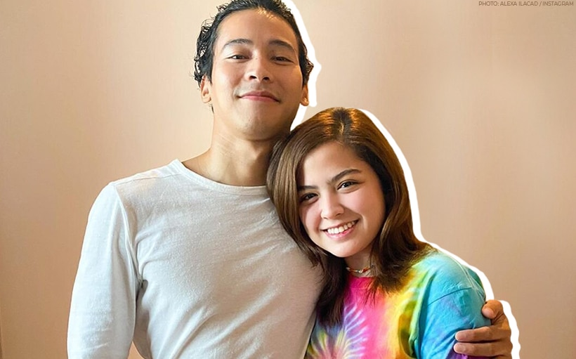 Alexa Ilacad reminisces kilig moment with Enchong Dee during 'Four Sisters Before The Wedding'!