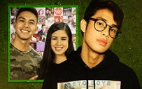 Is Donny ready for a 'love team triangle'?