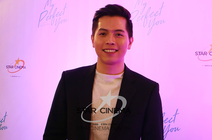 'My Perfect You' grand premiere 7