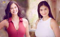 Pia makes different faces in 'My Perfect You'