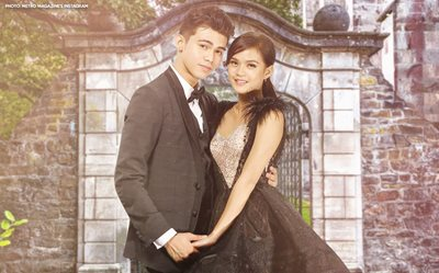 Maris gives Inigo 'pure happiness'