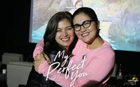 Angel holds 'My Perfect You' block screening for BFF Dimples