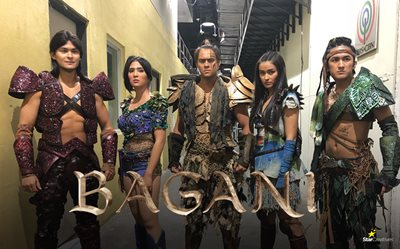 """The cast of """"Bagani"""" fire up the """"ASAP"""" stage!"""