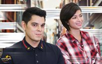 Fans, celebs rave over ChardGel reunion