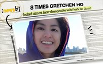 8 times Gretchen Ho looked almost interchangeable wih Park Bo Gum!