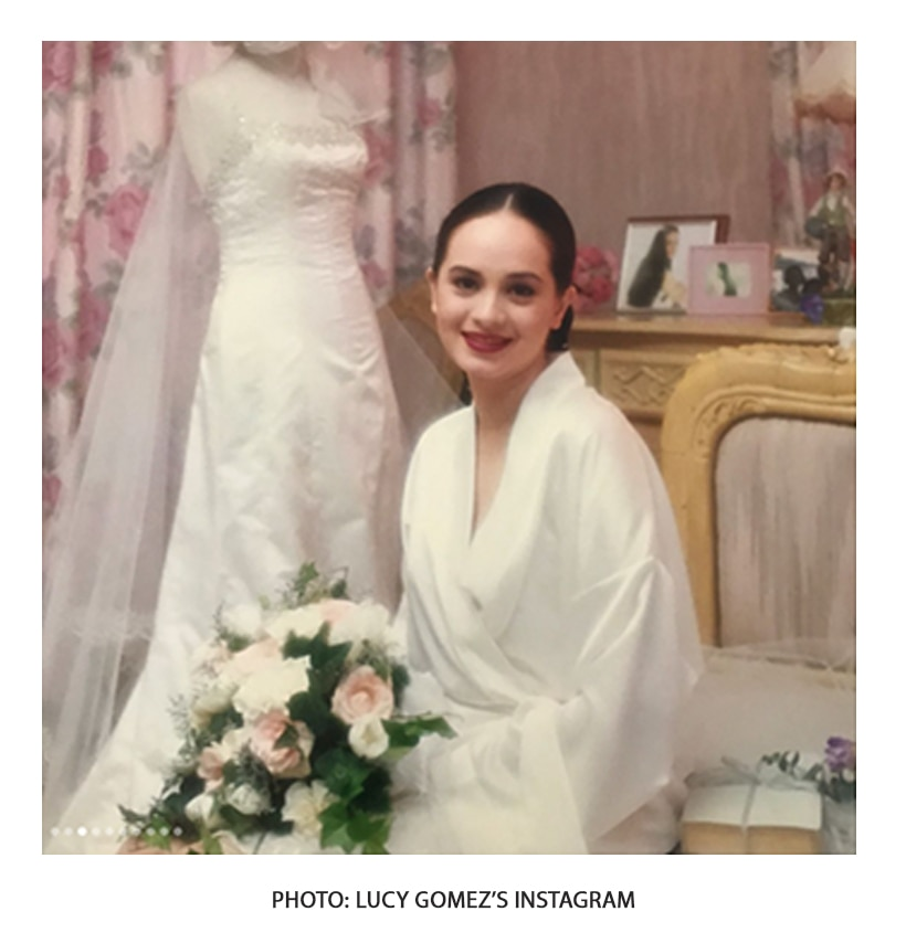 Reminisce on Lucy and Richard\'s grand wedding here! | Star Cinema