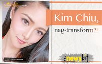 Kim Chiu, nag-transform?!