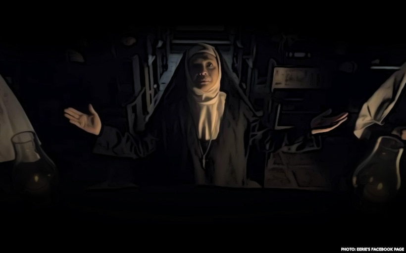 New stills from Charo-Bea horror film will give you goosebumps