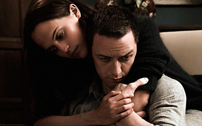 Exciting! Professor X and Lara Croft star in new romance-thriller